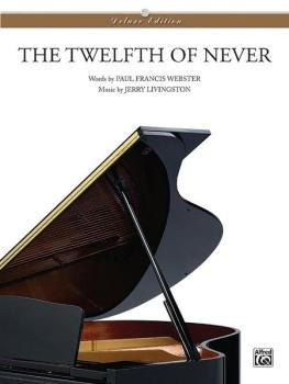 Twelfth of Never (Del. Ed.) (AL-00-VS4494)
