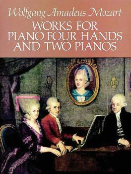 Works for Piano Four Hands and Two Pianos (AL-06-265013)