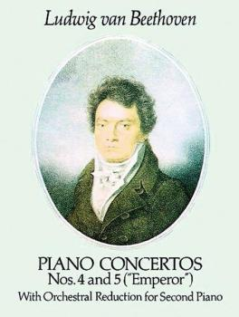 "Piano Concertos Nos. 4 and 5 ""Emperor"" with Orchestral Reduction for S (AL-06-284425)"