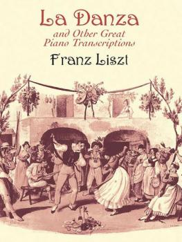 """La Danza"" and Other Great Piano Transcriptions (AL-06-416828)"