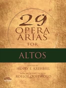 29 Opera Arias for Altos (AL-06-497518)