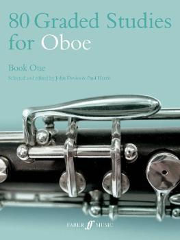 80 Graded Studies for Oboe, Book 1 (AL-12-0571511759)