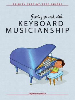 Getting Started with Keyboard Musicianship (AL-12-0571521363)