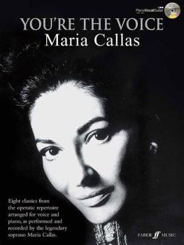 You're the Voice: Maria Callas (AL-12-0571532543)