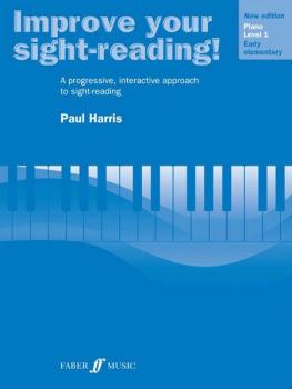 Improve Your Sight-reading! Piano, Level 1 (AL-12-0571533116)