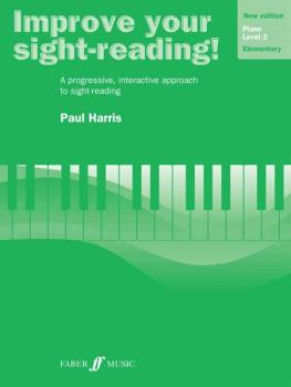 Improve Your Sight-reading! Piano, Level 2 (AL-12-0571533124)