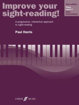 Improve Your Sight-reading! Piano, Level 4 (AL-12-0571533140)