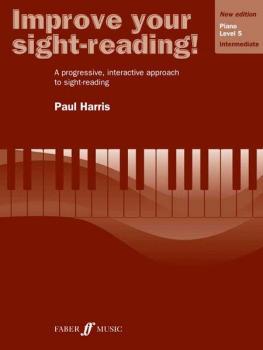 Improve Your Sight-reading! Piano, Level 5 (AL-12-0571533159)