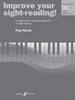Improve Your Sight-reading! Piano, Level 7 (AL-12-0571533175)