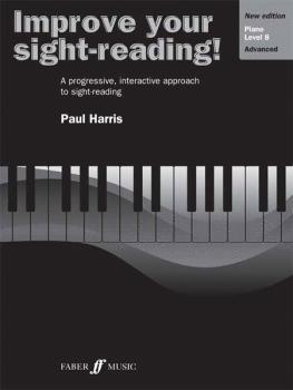 Improve Your Sight-reading! Piano, Level 8 (AL-12-0571533183)