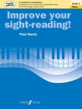 Improve Your Sight-Reading! Trinity Edition, Grade 1 (AL-12-0571537510)