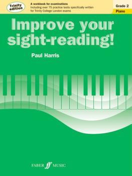 Improve Your Sight-Reading! Trinity Edition, Grade 2 (AL-12-0571537529)
