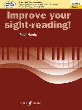Improve Your Sight-Reading! Trinity Edition, Grade 5 (AL-12-0571537553)