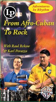 Adventures in Rhythm: From Afro-Cuban to Rock (AL-30-LPV150N)