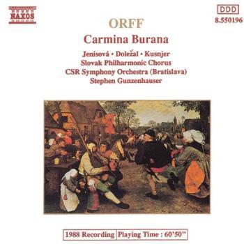 Carmina Burana (AL-99-8550196)