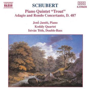 """Piano Quintet """"Trout"""" (AL-99-8550658)"""