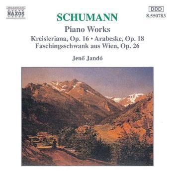 Piano Works (Kreisleriana) (AL-99-8550783)