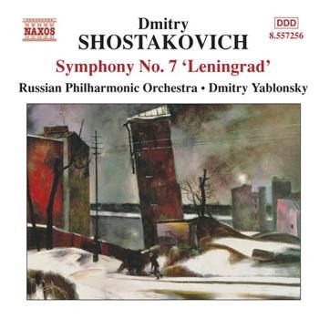 """Symphony No. 7 """"Leningrad"""" (AL-99-8557256)"""