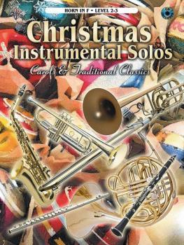 Christmas Instrumental Solos: Carols & Traditional Classics (AL-00-IFM0232CD)