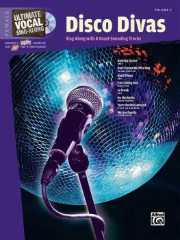 Ultimate Vocal Sing-Along: Disco Divas (Female Voice) (AL-00-26493)