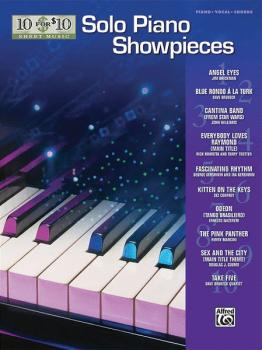 10 for 10 Sheet Music: Classical Piano Favorites (AL-00-31476)