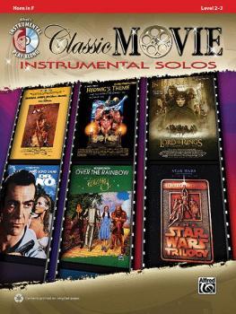 Classic Movie Instrumental Solos (AL-00-35116)