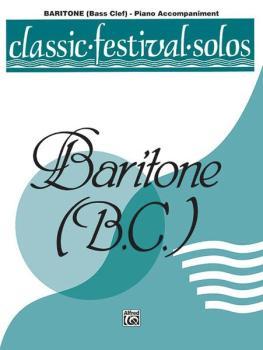 Classic Festival Solos (Baritone B.C.), Volume 2 Piano Acc. (AL-00-EL03894)