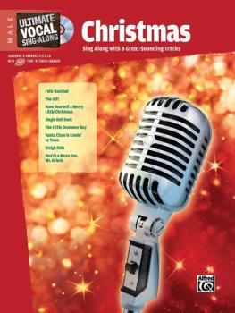 Ultimate Vocal Sing-Along: Christmas (Male Voice) (AL-00-31421)