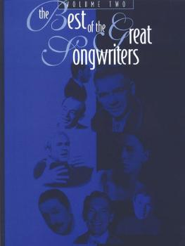 Best of the Great Songwriters (AL-55-3002A)