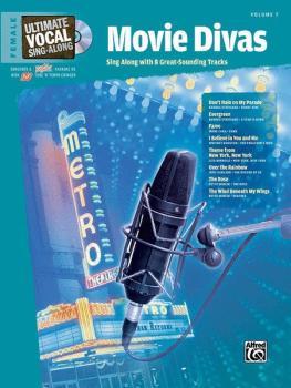 Ultimate Vocal Sing-Along: Movie Divas (Female Voice) (AL-00-26496)