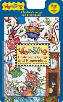 Wee Sing Children's Songs and Fingerplays (AL-74-0843113624)