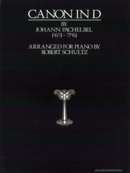 """Canon in D (""""Pachelbel's Canon"""") (AL-00-0155CP1X)"""