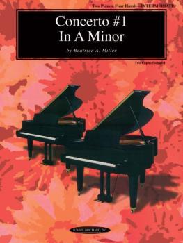 Concerto #1 in A Minor (AL-00-0292)