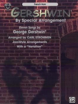 "Gershwin® by Special Arrangement: Jazz-Style Arrangements with a ""Vari (AL-00-0476B)"