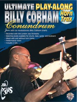 Ultimate Play-Along Horn Trax: Billy Cobham Conundrum (AL-00-0581B)