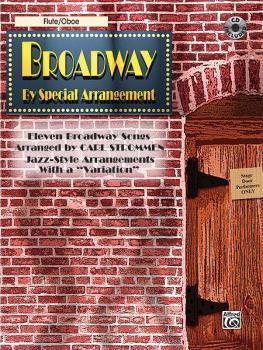 "Broadway by Special Arrangement: Jazz-Style Arrangements with a ""Varia (AL-00-0589B)"