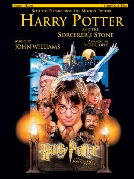 <I>Harry Potter and the Sorcerer's Stone™</I> -- Selected Themes from  (AL-00-0650B)