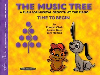 The Music Tree: Student's Book, Time to Begin: A Plan for Musical Grow (AL-00-0685S)
