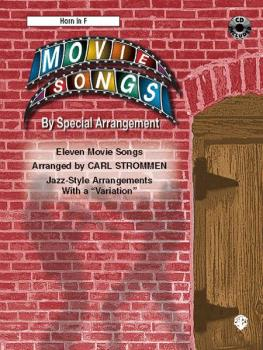 """Movie Songs by Special Arrangement: Jazz-Style Arrangements with a """"Va (AL-00-0708B)"""