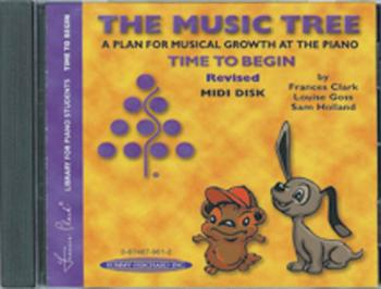 The Music Tree: Student's Book, Time to Begin: A Plan for Musical Grow (AL-00-0961S)