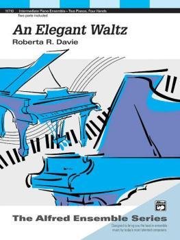 An Elegant Waltz (AL-00-11710)