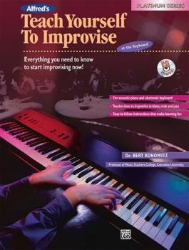 Alfred's Teach Yourself to Improvise at the Keyboard (AL-00-16631)