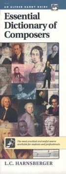 Essential Dictionary of Composers (AL-00-16642)
