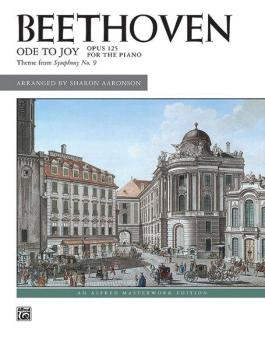 Beethoven: Ode to Joy (Theme from 9th Symphony) (AL-00-16717)