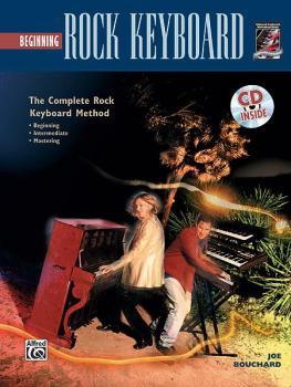 The Complete Rock Keyboard Method: Beginning Rock Keyboard (AL-00-18436)