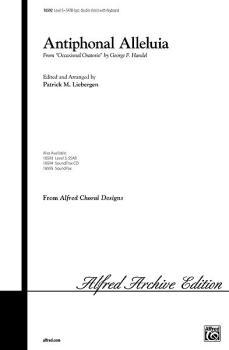 Antiphonal Alleluia (AL-00-18592)
