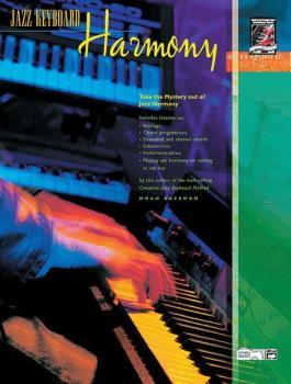Jazz Keyboard Harmony (AL-00-19413)
