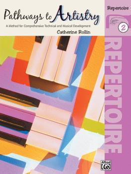 Pathways to Artistry: Repertoire, Book 2 (AL-00-21369)