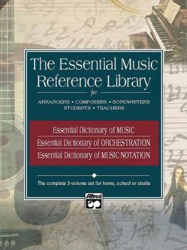 The Essential Music Reference Library (AL-00-21889)