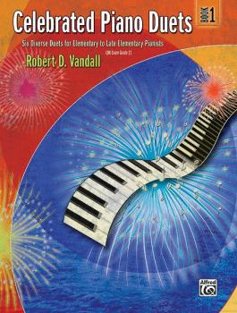 Celebrated Piano Duets, Book 1: Six Diverse Duets for Elementary to La (AL-00-22531)